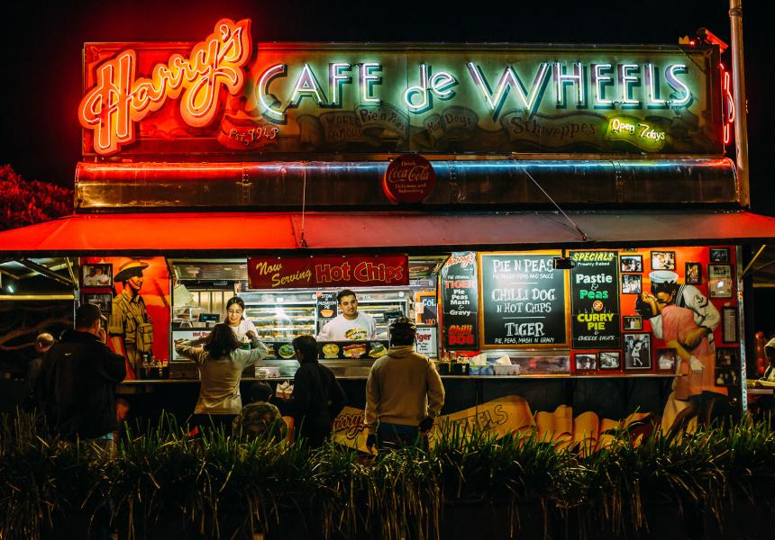 Harry's Cafe de Wheels - Woolloomooloo