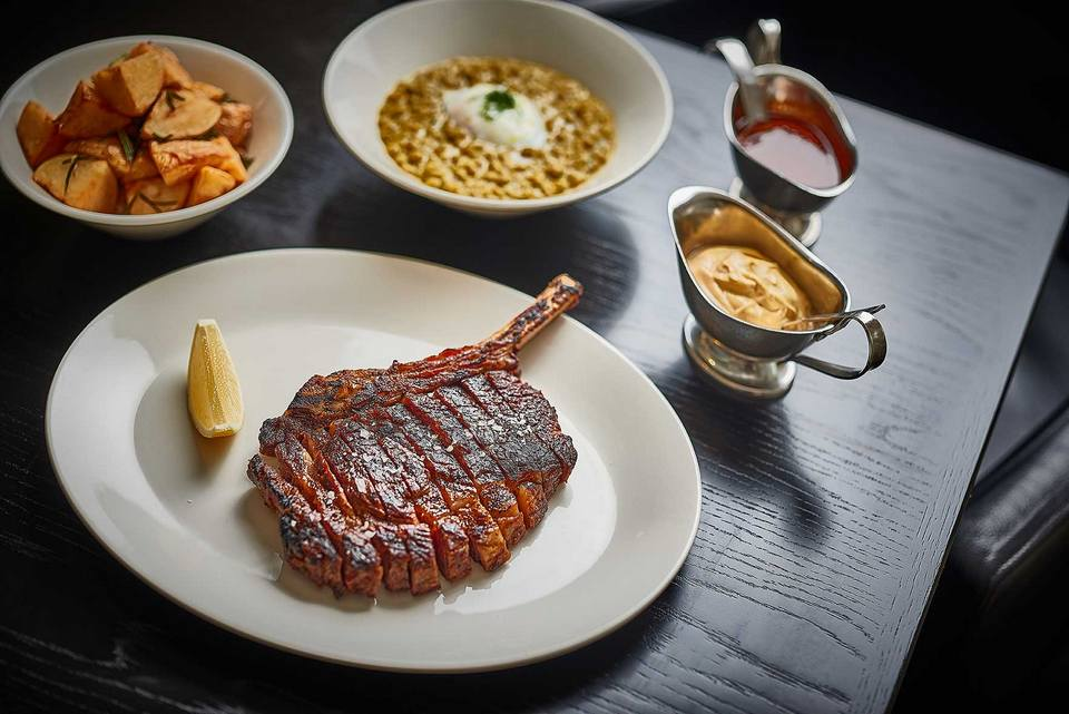 Rockpool Bar & Grill Credit: must eat food in sydney blog.