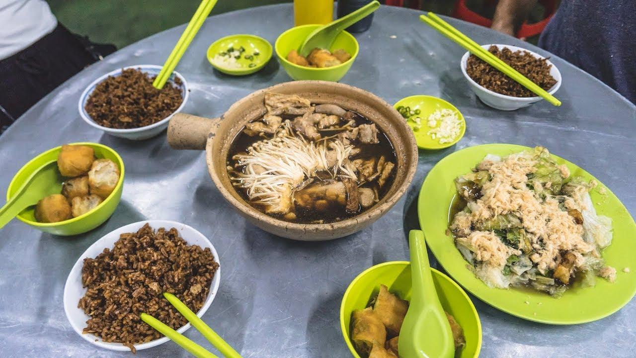 meat bone tea must eat in kl Credit: kuala lumpur must eat food blog.