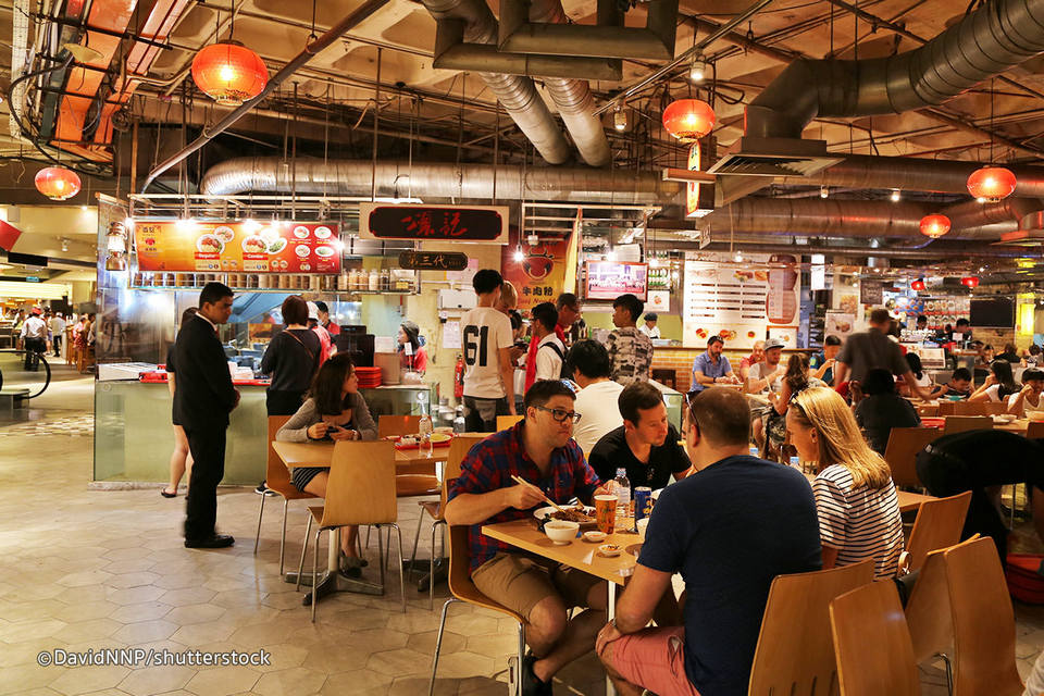 Lot 10 Hutong Food Court kuala lumpur (1)