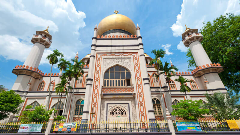 Bugis and Kampong Glam Singapore