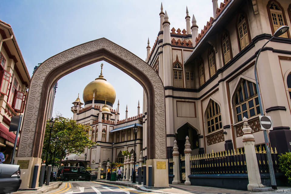 Bugis and Kampong Glam Singapore Credit: bugis and kampong glam singapore blog.