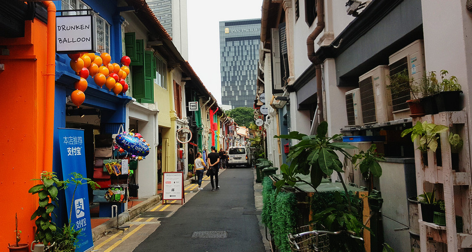 Our Walk through Kampong Glam and Bugis