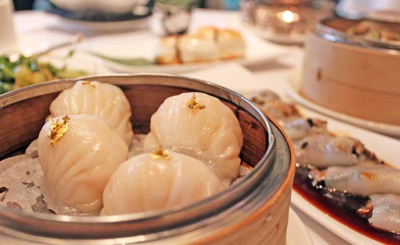 Dim Sum at Cuisin Cuisine, Hong Kong