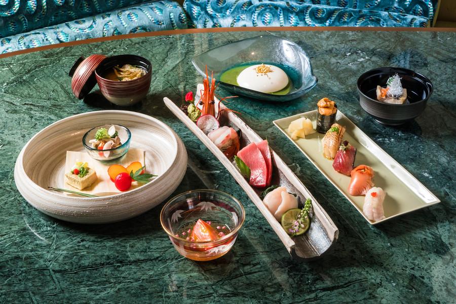 Omakase menu at Sakana No Aji, Hong Kong best asian restaurants in hong kong, best chinese restaurants in hong kong, best japanese restaurant hong kong, best korean restaurant hong kong