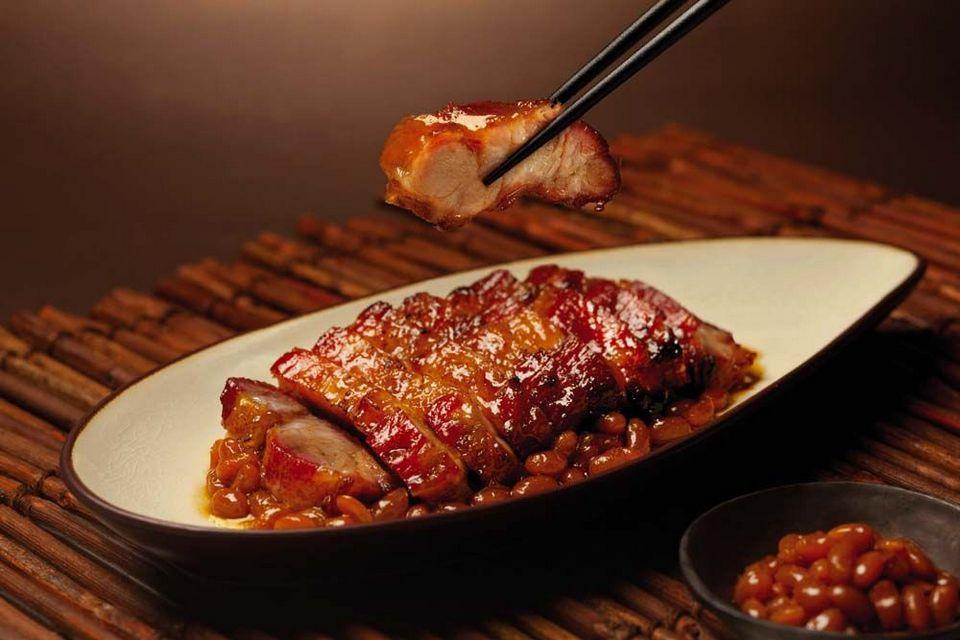 BBQ Pork with Honey, Tsui Hang Village, Hong Kong