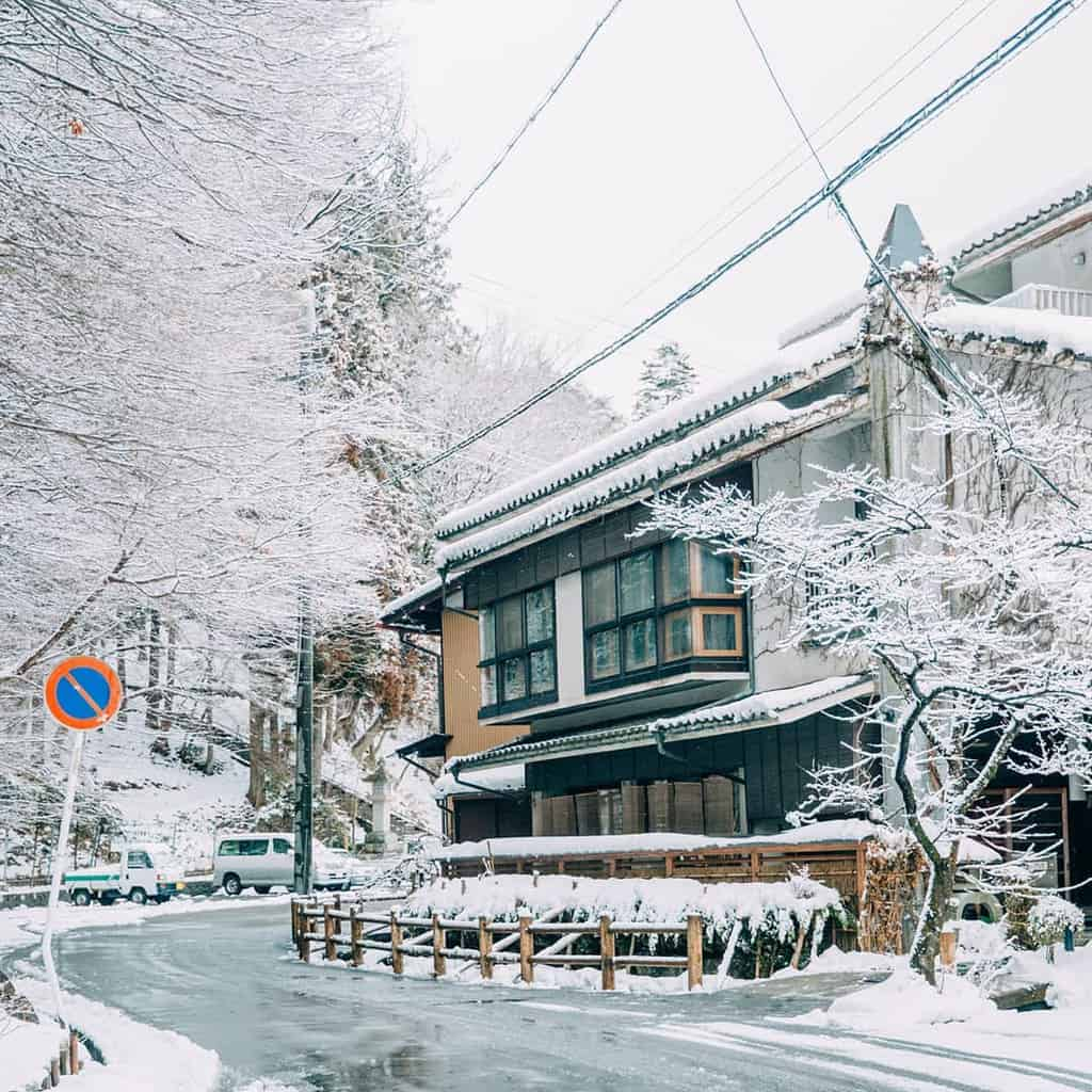 "Takayama is a ""charming"" city, especially in winter or early spring."