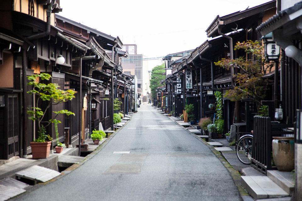 1winter Takayama honshu japan.1