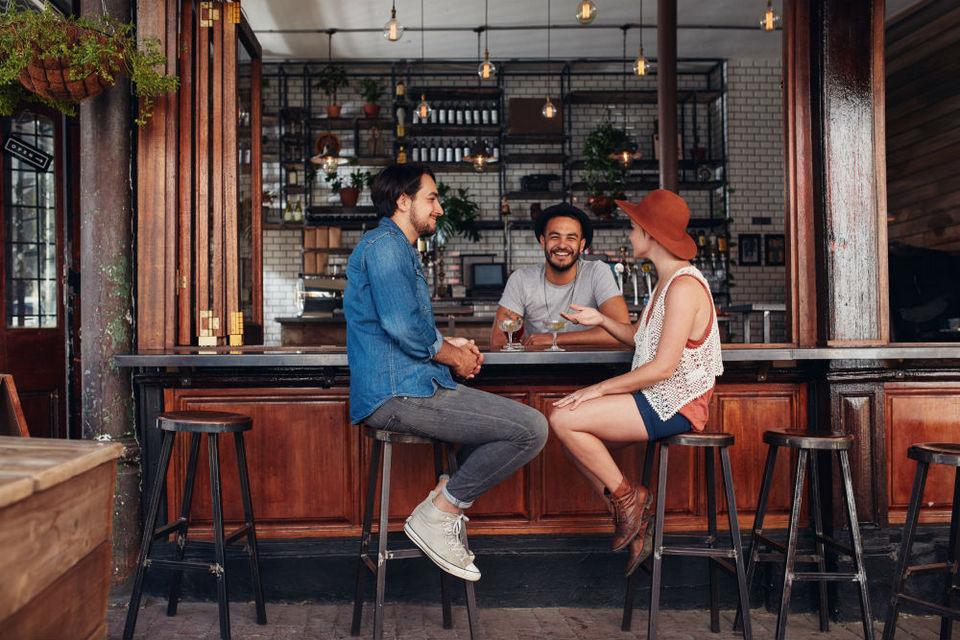 Auckland City cafe