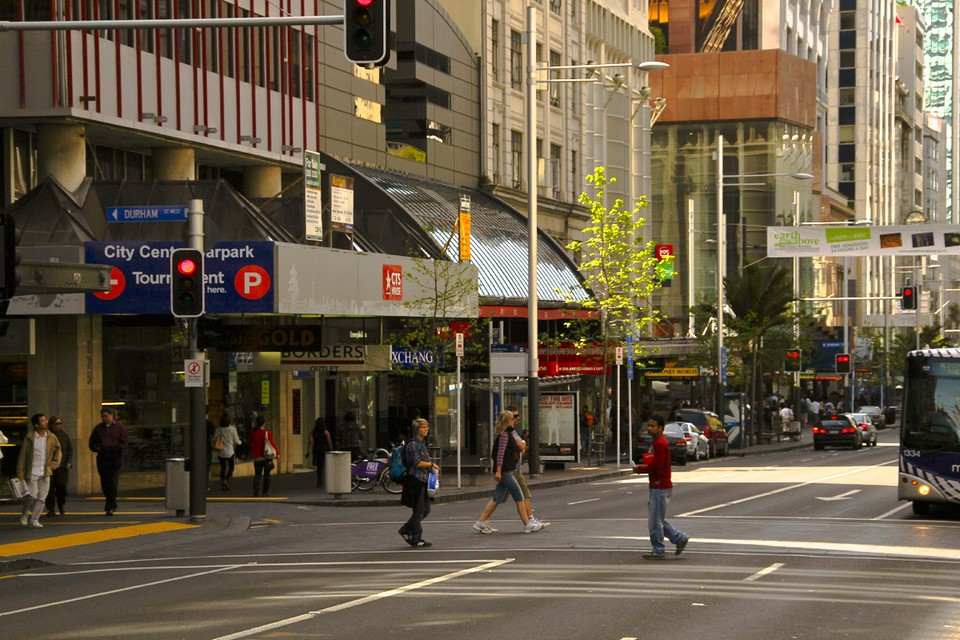 auckland itinerary 7 days, 7 days in auckland 1-Auckland-Queen-St