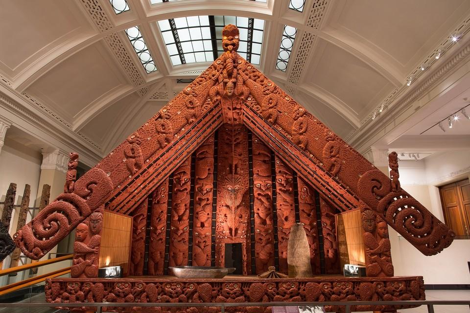 Auckland War Memorial Museum new zealand (1)