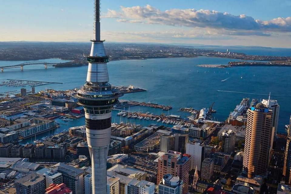 AucklandSkyWalkSkyJump