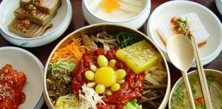 bibimbap korean must try food blog
