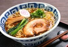 Ramen, one of popular japanese food you have to eat