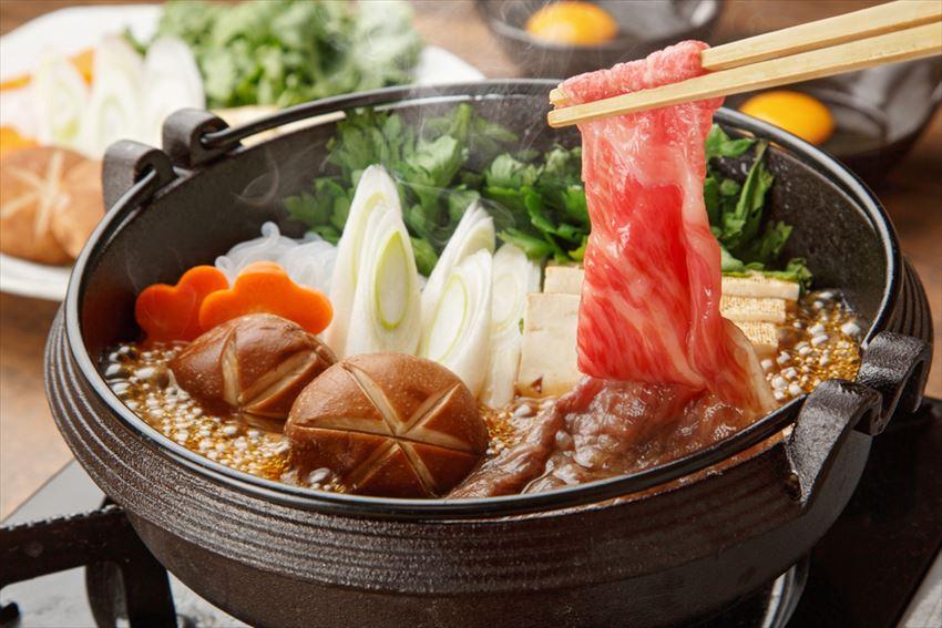 Sukiyaki japanese hotpot japan (1)