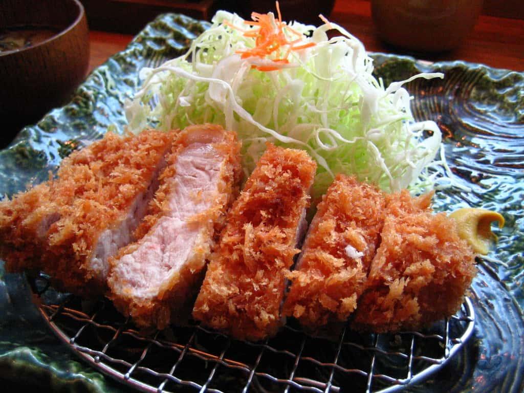 tonkatsu japan
