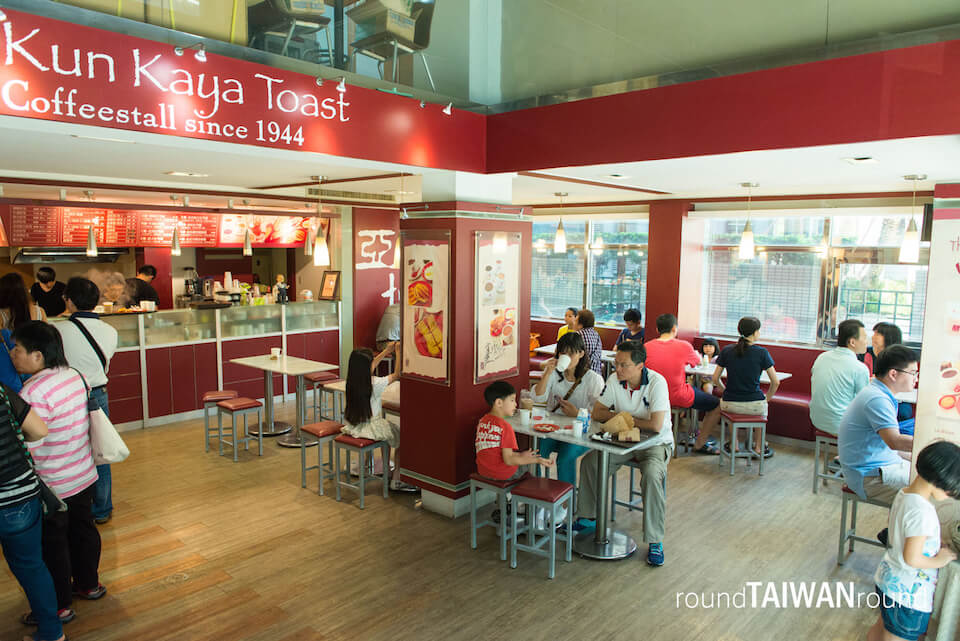 Singapore daily dishes
