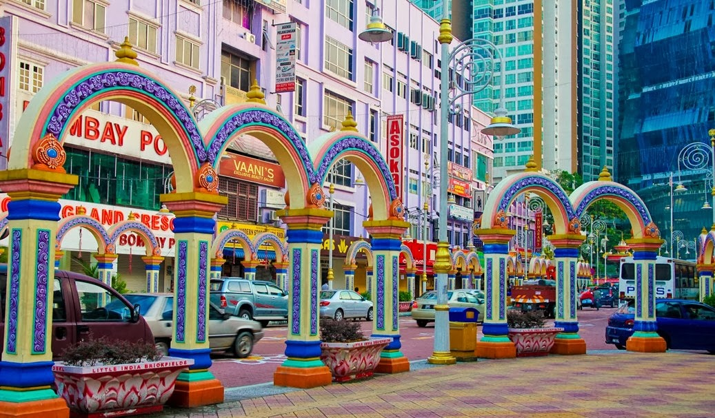 little india brickfields, day in kuala lumpur, 24 hours in kuala lumpur, kl one day trip blog (1)