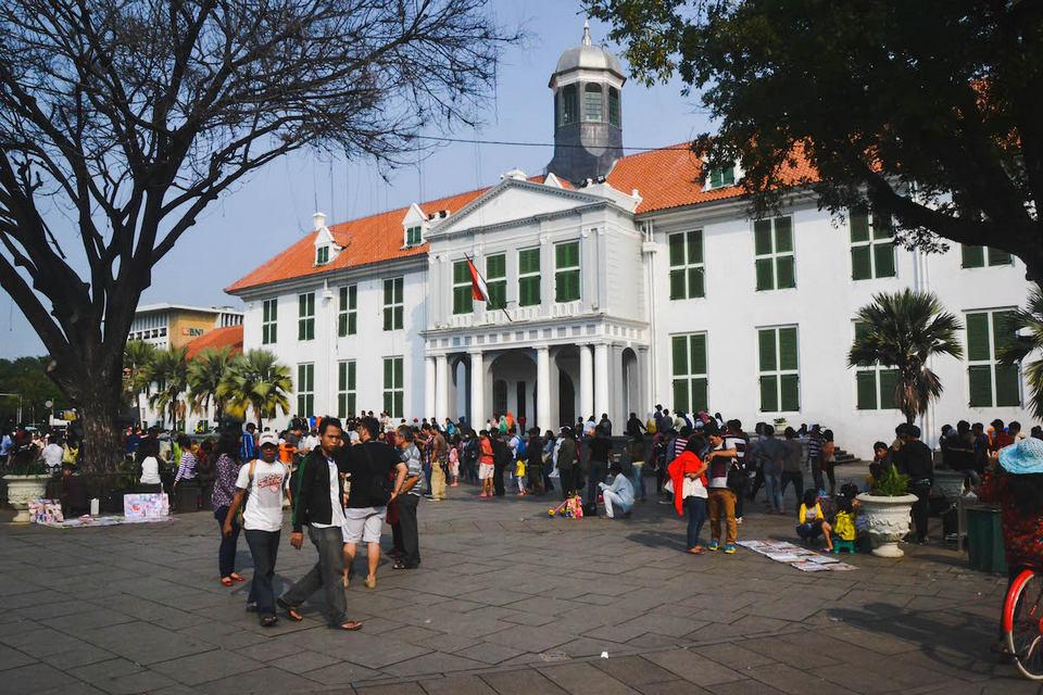 Jakarta-market one day in jakarta, a day in jakarta jakarta itinerary 1 day, one day trip in jakarta