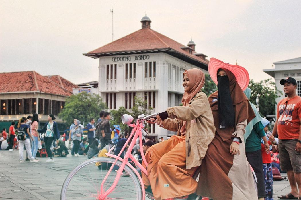 Jakarta-people