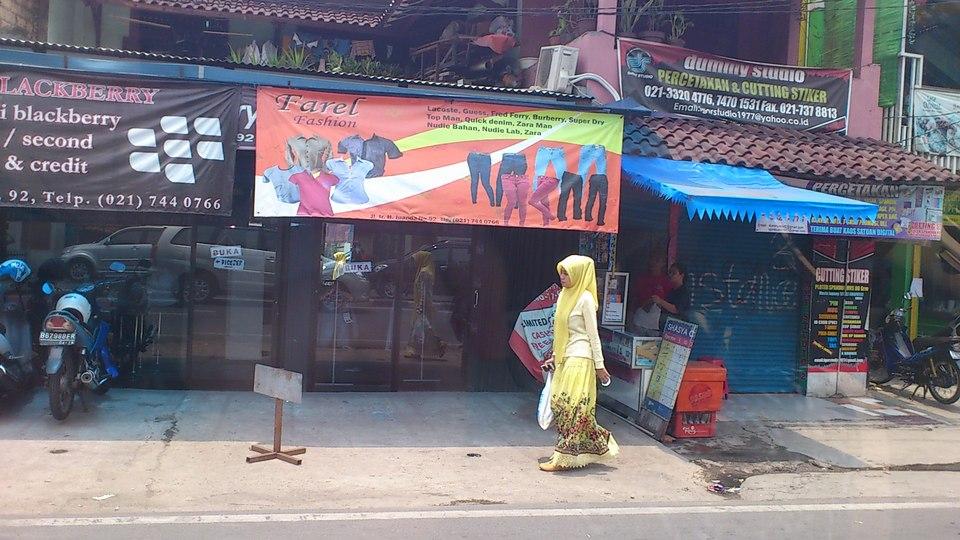 Jakarta street fashion