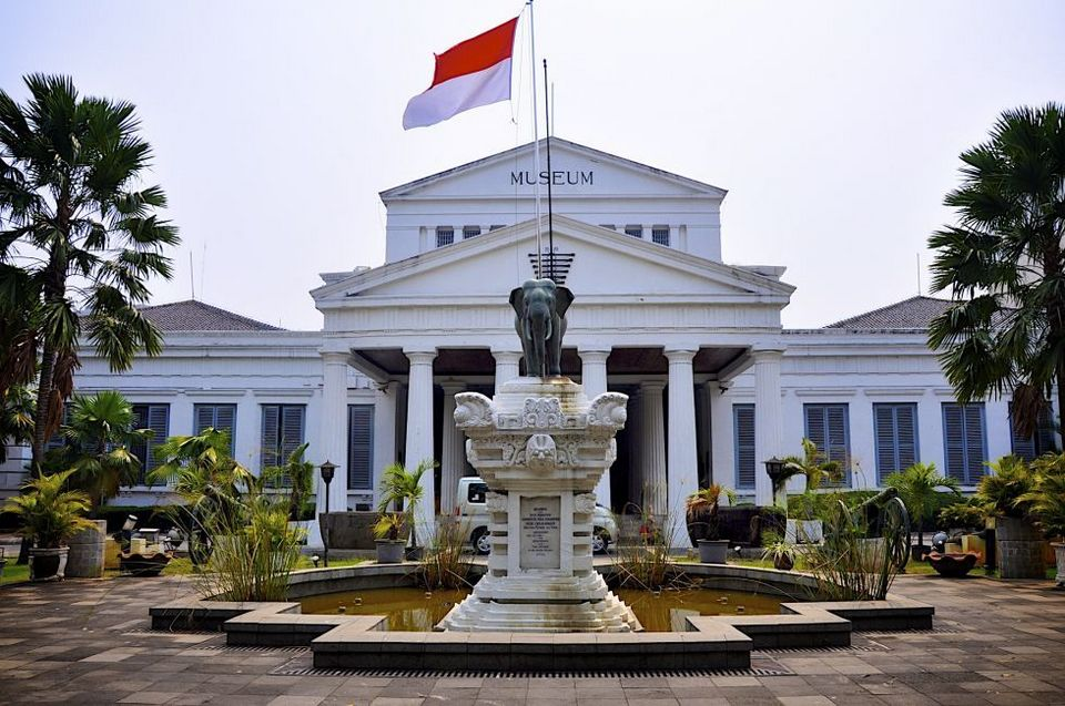National Museum one day in jakarta, a day in jakarta jakarta itinerary 1 day, one day trip in jakarta
