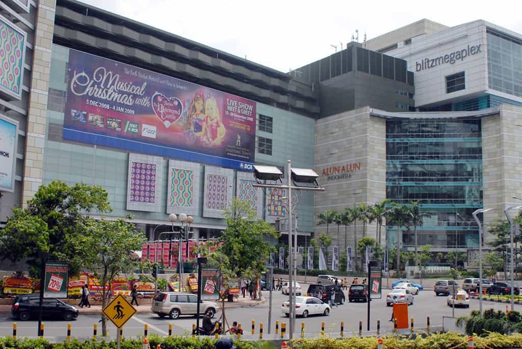 Alun Alun Indonesia shopping mall