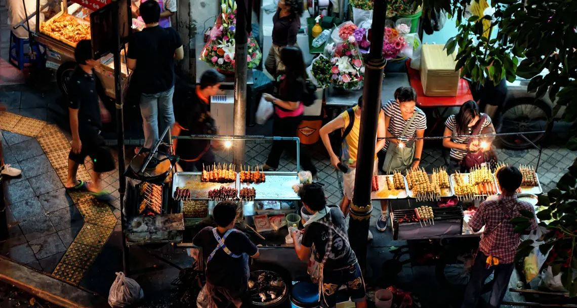 533best place to eat street food in bangkok, bangkok street food, bangkok street food blog