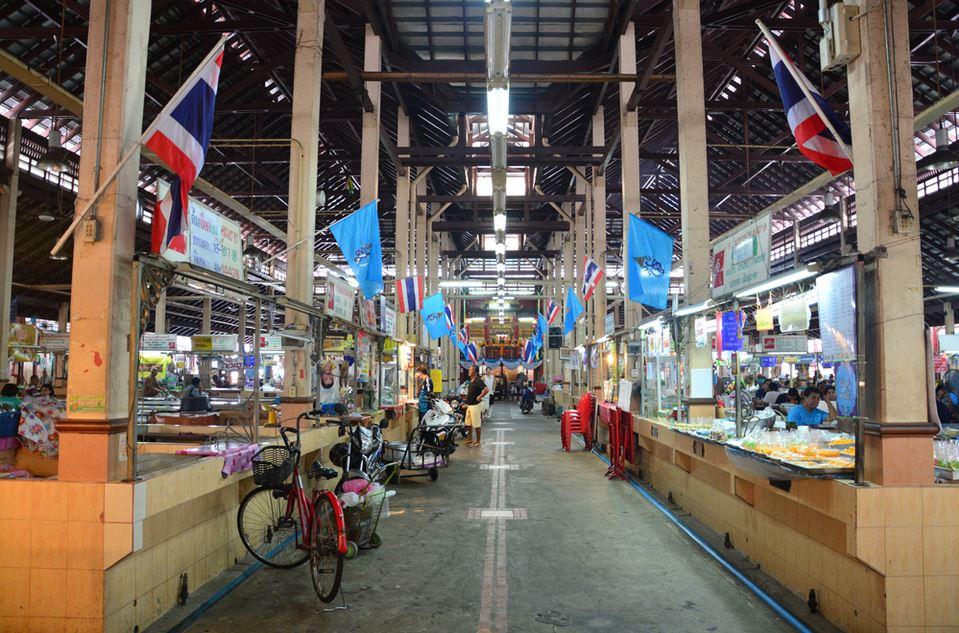 Nang Loeng Market (Khao Gaeng Rattana) bangkok (1)