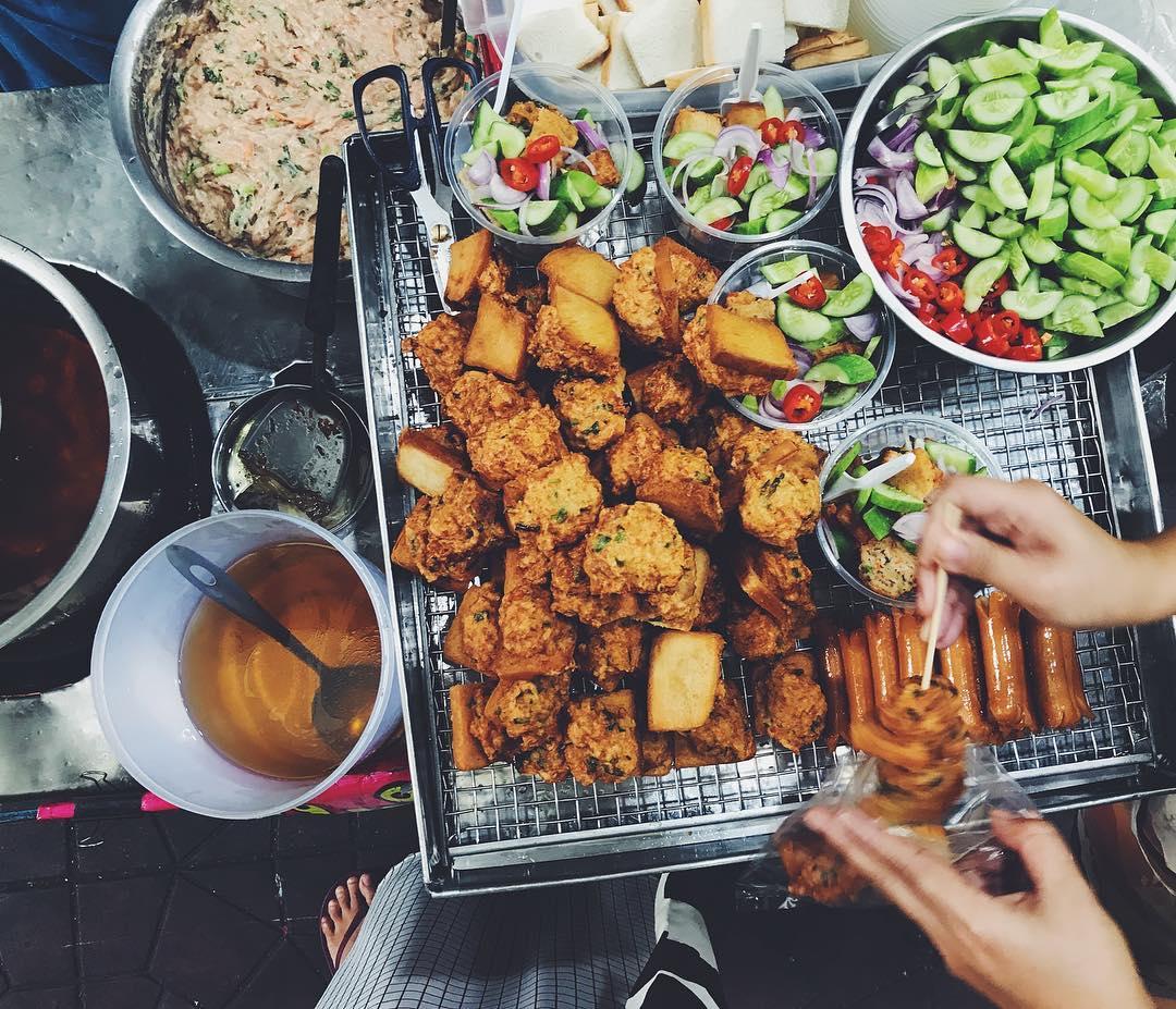 Silom & Sathorn street food (2)