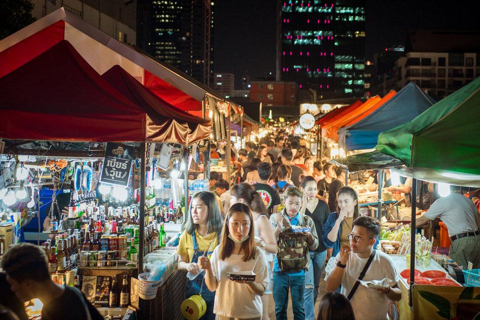 old town bangkok best place to eat street food in bangkok ...