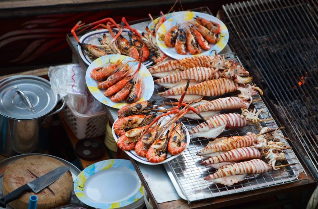 Lek & Rut Seafood chinatown