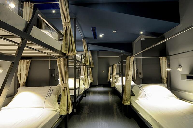 Affordable dorm hostel taipei