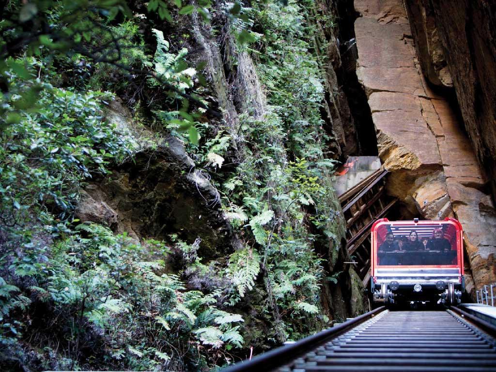 Blue Mountains Scenic Railway