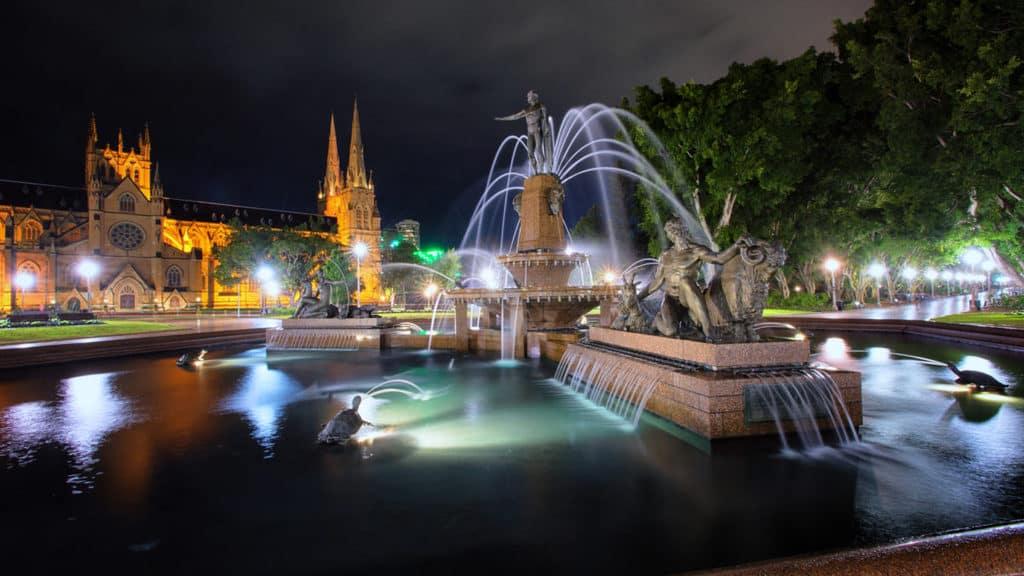 Fountain Archibald.