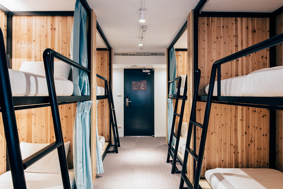 Credit: backpackers hostel taipei blog.
