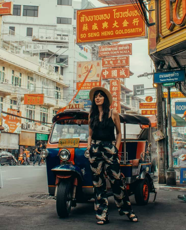 4chinatown bangkok thailand