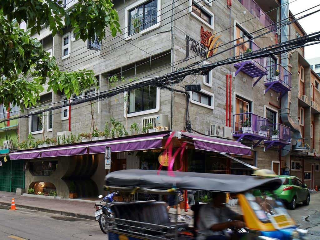 Hostel House Of Phraya Jasaen bangkok (1)