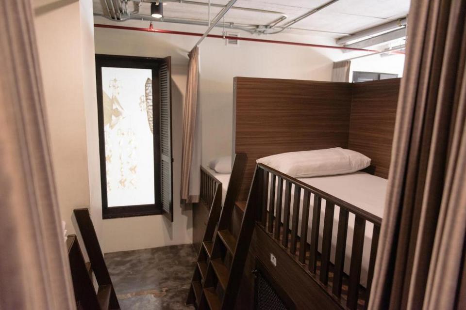 bangkok best hostels Chao Hostel thailand (1)