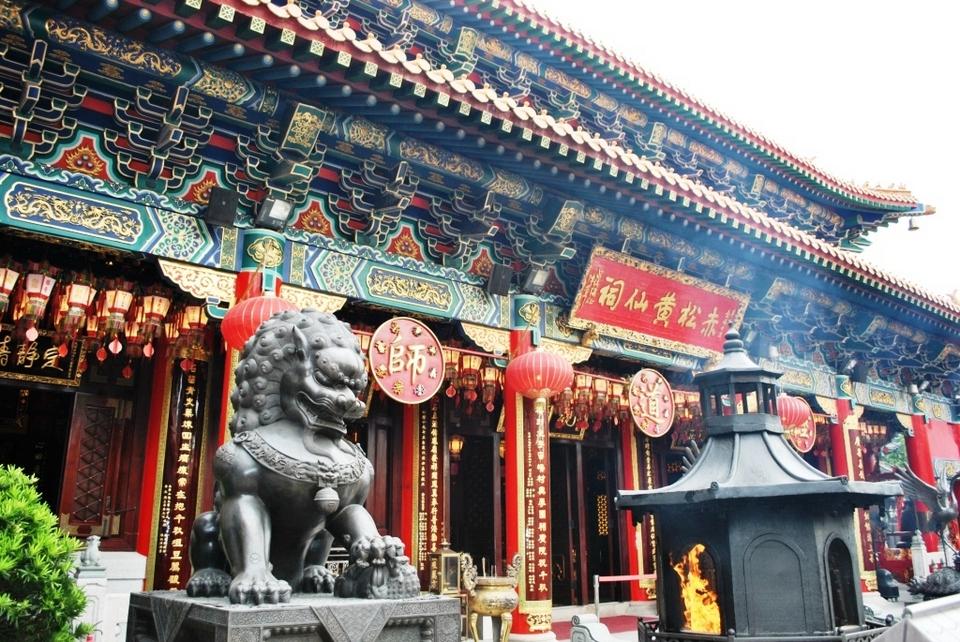 Sik_Sik_Yuen_Wong_Tai_Sin_Temple hong kong (4)