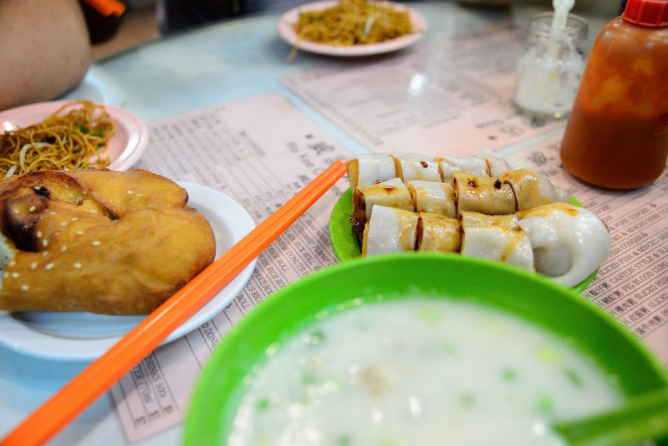 Sun Fat Congee porridge (1)
