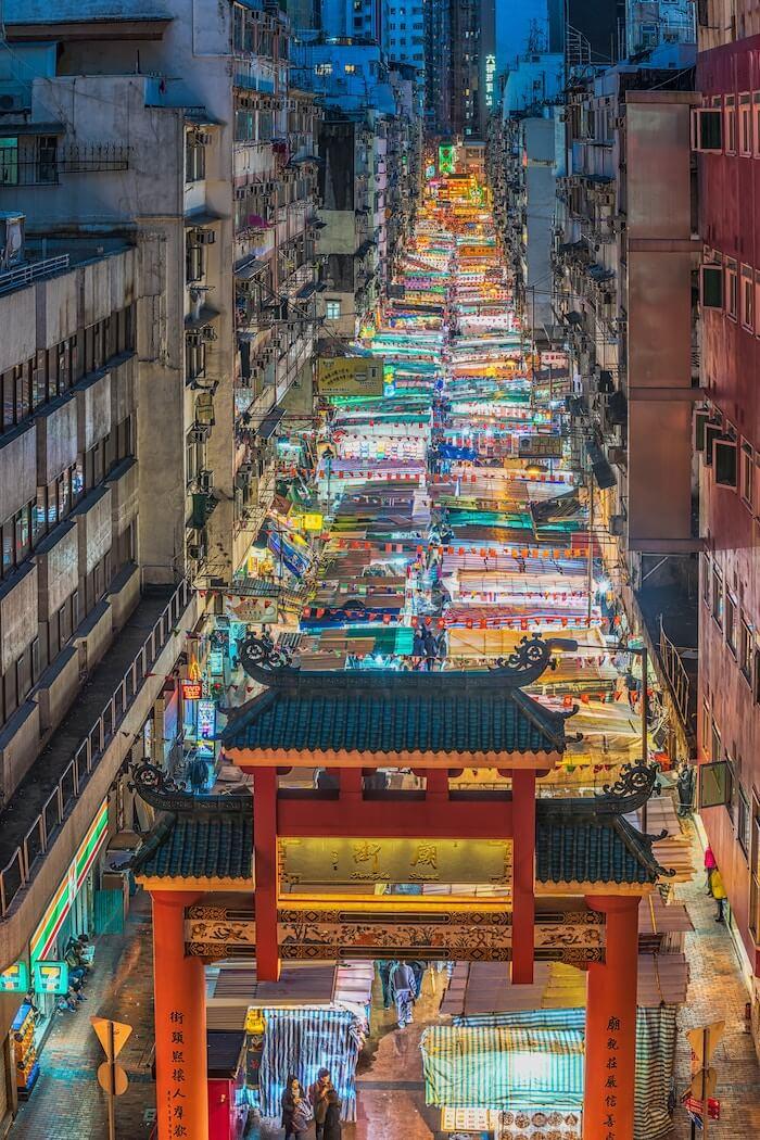 hong kong street lights (1)