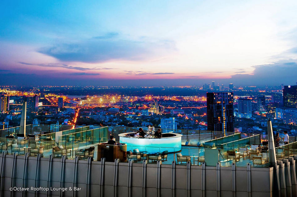 3Octave Rooftop Lounge & Bar