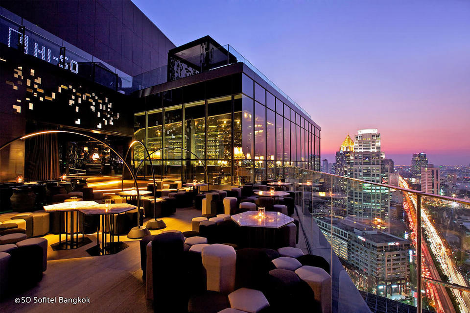 Park Society, Sofitel So bangkok