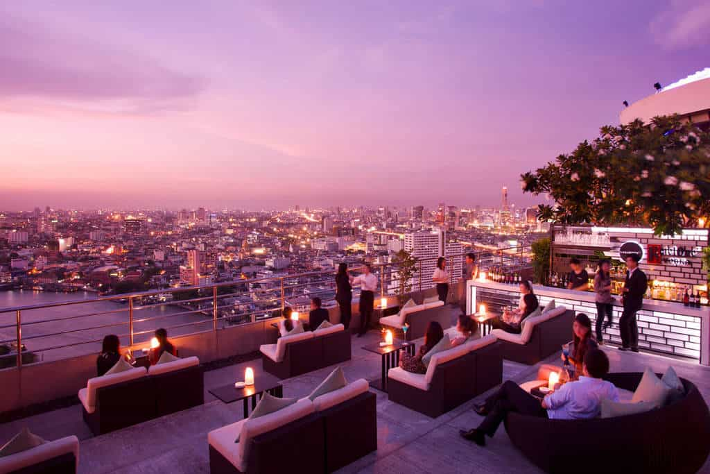 rooftop bars bangkok, what to do in bangkok at night,best things to do in bangkok at night,top things to do in bangkok at night