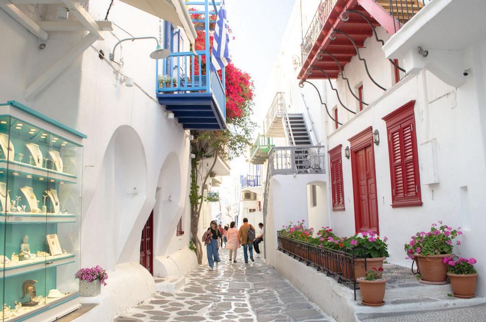 Mykonos-Chora-town