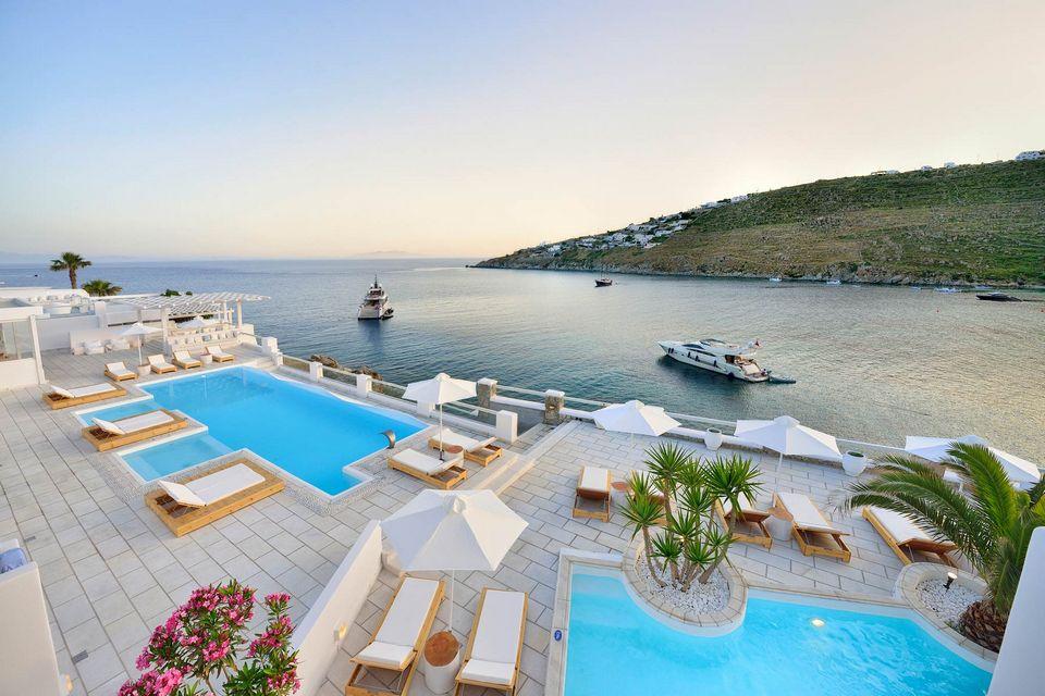 Nissaki Boutique Hotel Mykonos