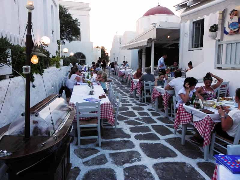 Restaurant Taverna Nikos