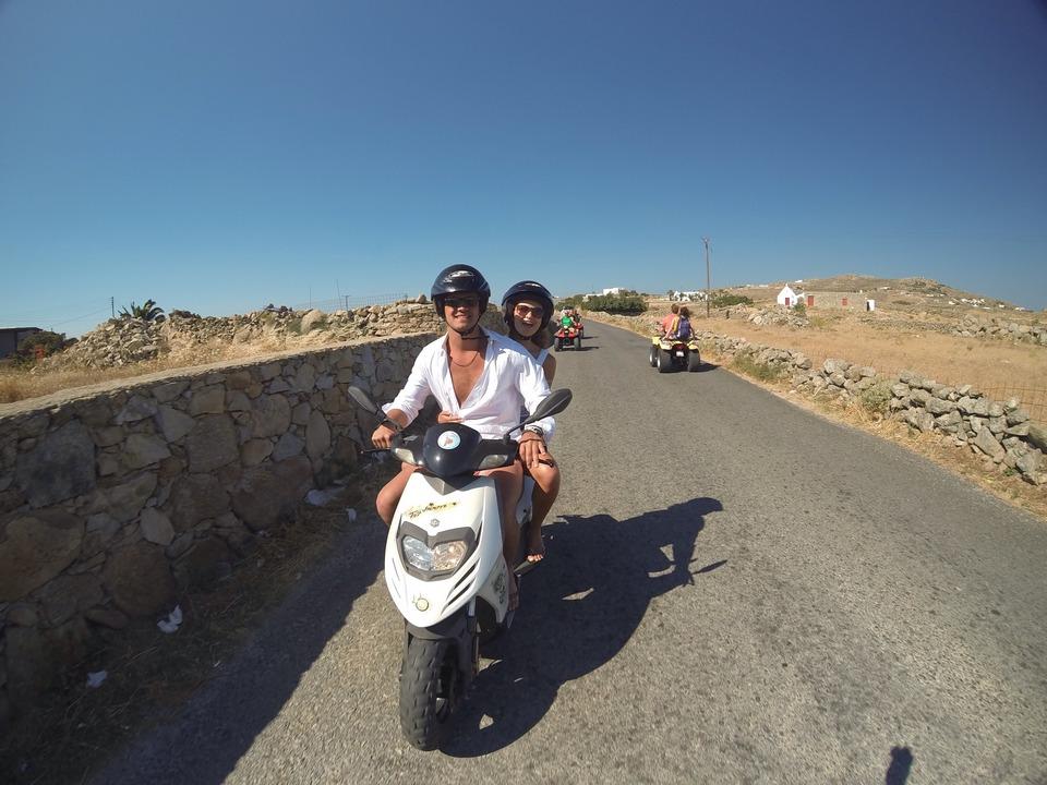 scooters mykonos