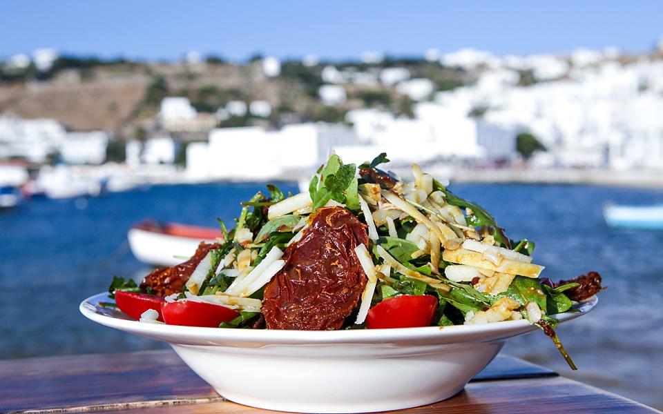 mykonos cuisine